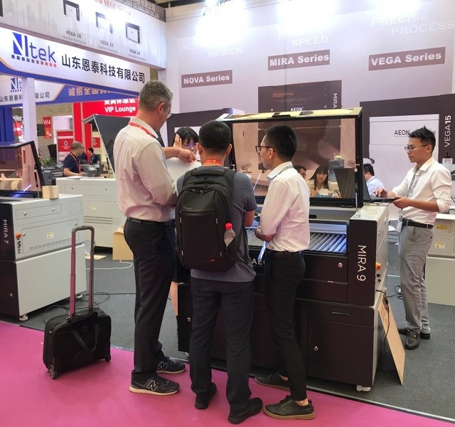 【Hot】AEON LASER Attend SIGN CHINA 2019