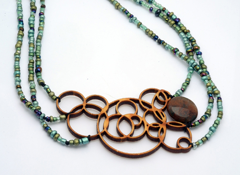 Melanie-Lynn-Design-1-Unique-Wooden-Jewelry-Beaded-Laser-Cut-Bamboo-With-Agate