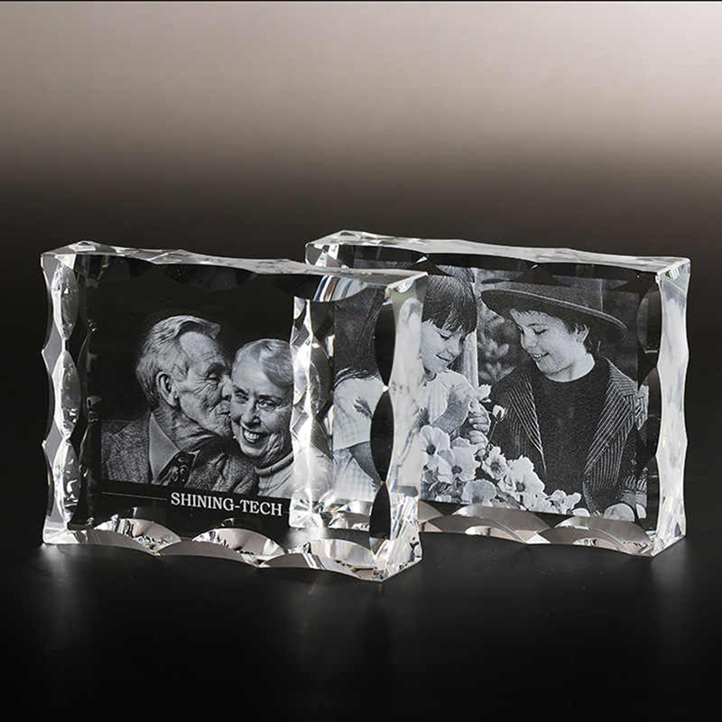 Personalized glass gifts